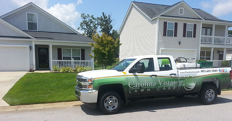 Carolina Vista Lawn Care Columbia SC