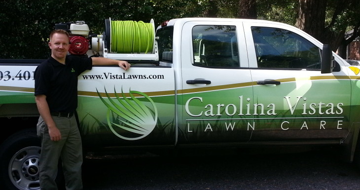 Carolina Vistas Lawn Care Columbia SC